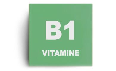 Vitamine B1 (thiamine)