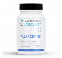 Allercétine - Aide à stimuler les défenses de l'organisme
