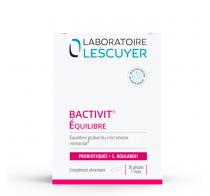 Bactivit Equilibre