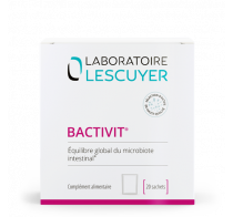 bactivit - Équilibre global du microbiote intestinal