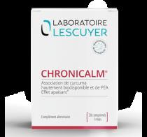 chronicalm - association de curcuma et de PEA