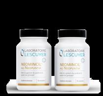 Duo neomincil au Neopuntia - Aide à la gestion du poids et à capter les graisses