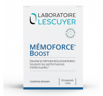 Mémoforce Boost - Favorise la mémoire et la concentration