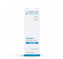 Oronat spray gorge - Aide à apaiser la gorge