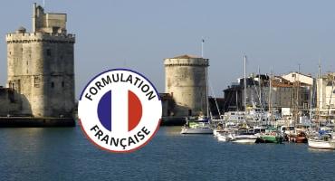 Une formulation 100% française