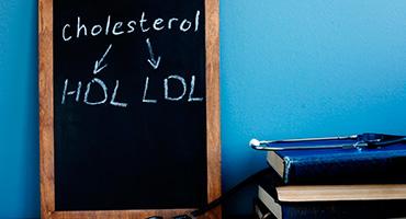 Comment maintenir un bon taux de cholestérol ?