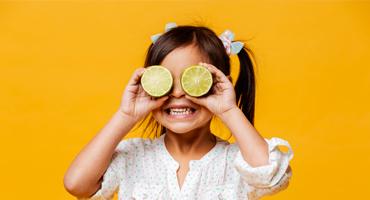 Les vitamines et minéraux pour la vitalité de l'enfant