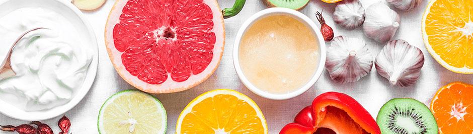 Fruits et légumes pour l'équilibre acido-basique