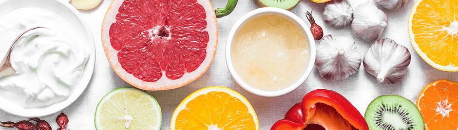 Fruits et légumes acido-basique