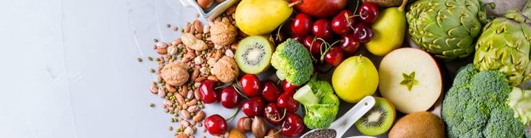 Nutrition couleurs