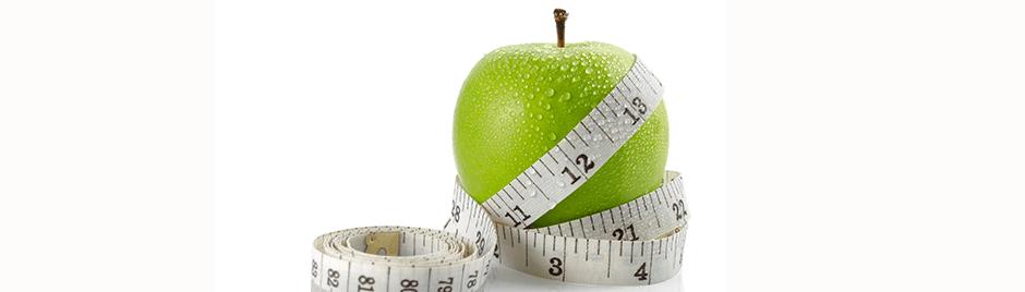 Pomme et mètre