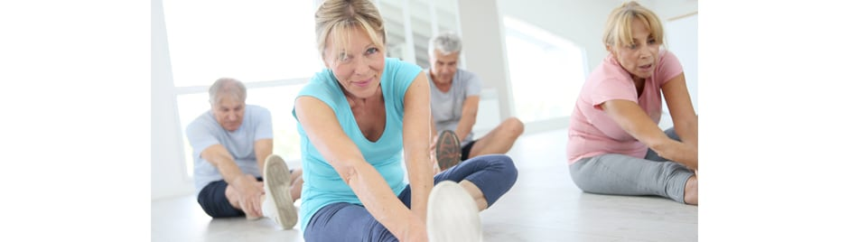 Articulations douloureuses, pratique d'un activité physique